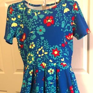 Lularoe Amelia Dress -Size L